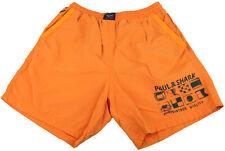 Paul & Shark Yachting swimming trunks bermuda board shorts size L orange