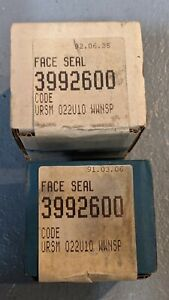 2-Pack Flygt Pump Face Seal 3992600 Brand New