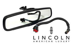 2008 - 2015 Lincoln MKX rear view mirror # 026001 GNTX-461 P/N 8U5A 17E678 CA