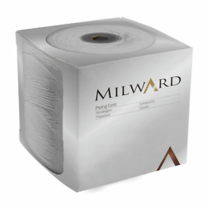 Millward. Piping Cord: Bleached Cotton. Various Sizes