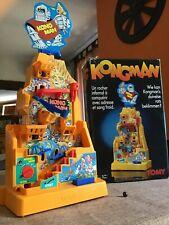 Ancien jeu Kongman un rocher infernal à conquérir Kong Man TOMY