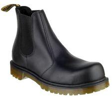 Dr. Martens 100% Leather Slip On Boots for Men