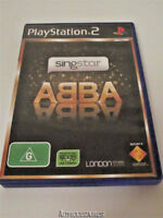 Singstar ABBA PS2 PAL *Complete*