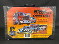 VTG 1983 Matchbox Official Collectors' Carry Case for 24 Vehicles Model 50-01-61
