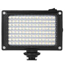 Cámara SLR 96 LED Luz de Vídeo Lámpara + filtros para Canon Nikon DSLR CL