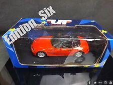 UT MODELS 1:18 BMW Z3 Roadster rosso auto sportiva tedesca in Scatola