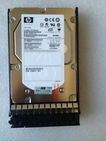 "HP 384854-B21 488058-001 389344-001 146GB 15K 3.5"" DP SAS HDD Hard Drive"