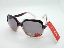 M: Reino Unido diseñador MUK107763 Gafas De Sol Nuevo con etiquetas 100% UV Filtro
