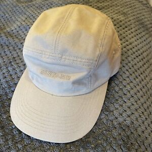 Norse Projects Ripstop 5 Panel Cap - Utility Khaki Brown new without tags