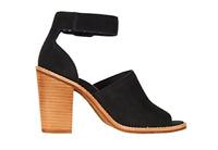 UGG Australia - Women Aja Ankle Strap Sandal, BLACK