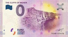 Billet Touristique 0 Euro - The Cliffs of Moher - 2019-1