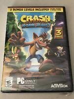 Crash Bandicoot: N. Sane Trilogy Steam Key (Physical Item Shipped In Sealed Pkg)