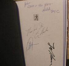 Private Parts. SIGNED: Howard Stern crew - 1st ed in DJ