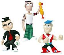 3 Piece Super Action Figure Set Deluxe GREEN DAY BILLIE JOE MIKE DIRNT TRE COOL