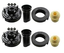 Pair Set of 2 Front Standard Susp Strut Mount Kit without Bearing for Ford Moog