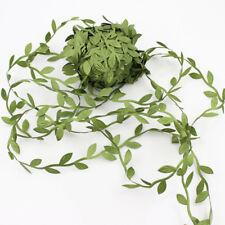 20M Artificial Flowers Leaf Ivy Vine Garland Plant Foliage Wedding Decoration