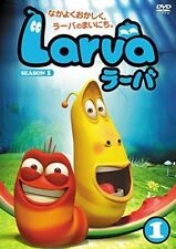 LARVA SEASON 1 VOL.1-JAPAN DVD D73