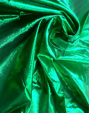 """60"""" INCH Tissue Lame Fabric by Yard Shiny Decoration Metallic 8 COLORS Wedding"""