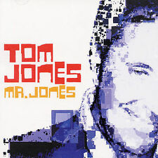 + cd audio  Formato: Audio     TOM JONES - MR. JONES