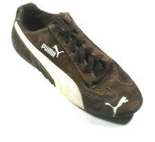 "PUMA ""Speed Cat"" Women's Brown Suede Lace Up Motorsports Sneaker Shoe 8 M"