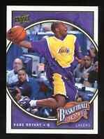 2008-09 Upper Deck Kobe Bryant #KB-2 Basketball Heroes Insert Los Angeles Lakers