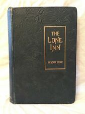 Fergus Hume - The Lone Inn - 1901 Jarrold - Scarce Mystery