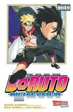 Boruto - Naruto the next Generation 4 ~ Masashi Kishimoto ~  9783551775559