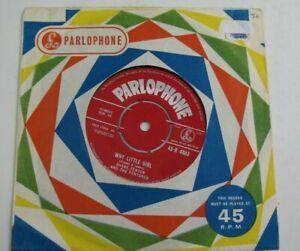 """Shane Fenton & The Fentones – Why Little Girl 1962 UK 7"""" NEAR MINT LISTEN"""