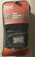 Everlast Mixed Martial Arts Heavy Bag Gloves Large/X-Large #N