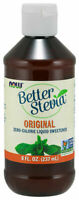 Now Foods BETTER STEVIA Original Zero Calorie Liquid Sweetener 8 fl oz