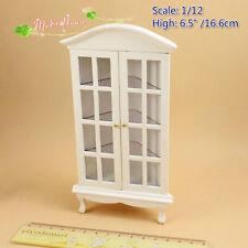 1:12 Dollhouse Miniatures Gradevin Corner china Cabinet Wine Cabinet Living Room