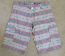Quiksilver boy shorts 13-14 y worn twice only