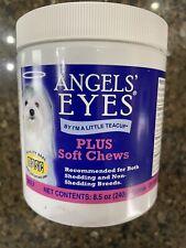 Angels Eyes Aensc120plbf 120 Counts Plus Soft Chews for Dogs