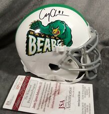 COREY COLEMAN signed BAYLOR BEARS mini helmet JSA WITNESS coa new york giants w
