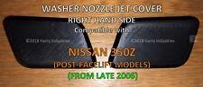 Faro Arandela Boquilla Jet Cubierta RH-se adapta a Nissan 350Z-por favor, lea