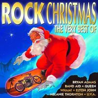 ROCK CHRISTMAS-THE VERY BEST OF (NEW EDITION) 2 CD NEW+