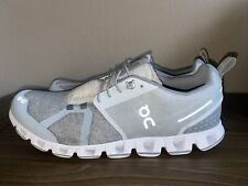 On Cloud (CloudTerry) Running Shoes CloudTec Swiss Engineering (silver) US 10.5