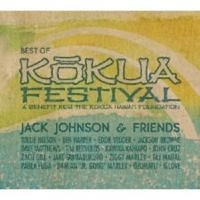 "JACK JOHNSON - JACK JOHNSON & FRIENDS ""BEST OF KOKUA FESTIVAL""  CD ++++++++++NEU"