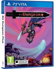 Bit Dungeon Red Art Games PlayStation Vita Brand New Region Free