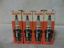 NEW 8 Autolite Spark Plugs Part No. 52 Regular