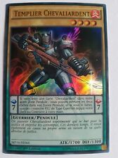 Carte Yu-Gi-Oh! MP16-FR066 Templier Chevalliardent (Ultra Rare)