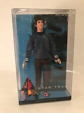 Star Trek Mr Spock Ken Doll Barbie Collection Pink Label 50th Anniversary 2009
