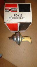 NORS 1965-74 DODGE CHRYSLER PLYMOUTH CARTER 2BBL CARBURETOR CHOKE PULL OFF