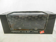 Brumm Ferrari 512 BB in Black Le Mans 1980 Special Limited Edition  Scale 1:43