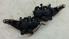 1982 Honda CX500TC CX 500 Turbo H1056' front brake caliper set pair