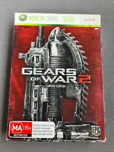 XBOX 360 Game - Gears of War 2 Limited Edition - Complete