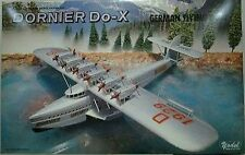 Yodel 1/144 Dornier Do X German Passenger Flying Boat Kit #YSP-1 Sealed Inside
