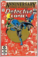 Detective Comics #526 (1937) - 8.0 VF *Batman 500th Anniversary*