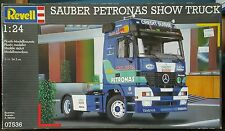 Revell 1:24 scale Mercedes Benz Sauber Petronas Show truck #07536 NEW!!!