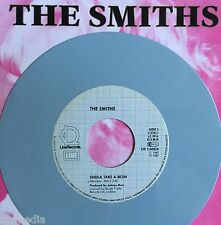 The Smiths -Sheila Take A Bow- Rare Grey Vinyl German pressing / Vinyl Record